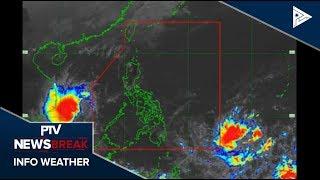 NEWS BREAK: Binabantayang bagyo ng PAGASA, posibleng pumasok ng PAR bukas