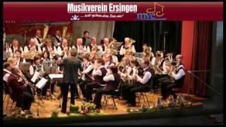 Florentiner Marsch - Frühjahrskonzert 2010 - Musikverein Ersingen