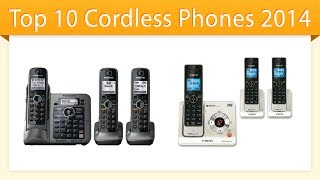 Top 10 Cordless Phones 2014 | Best Cordless Phone Review