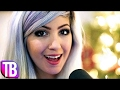 EPIC CHRISTMAS SONG   TeraBrite Live Acoustic Original Christmas Song   VoiceLive 3 Extreme Test