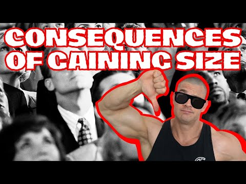 5 Unexpected & Undesirable Consequences of Gaining Size   Vigorous Mindset