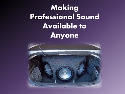 How To Install Subwoofers and Amplifier With a Stock Radio. The Easy Way!