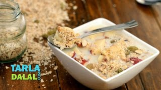 Video Muesli (Healthy Breakfast) by Tarla Dalal download MP3, 3GP, MP4, WEBM, AVI, FLV September 2018