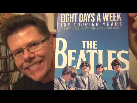 The Beatles Eight Days A Week Special Edition DVD Review