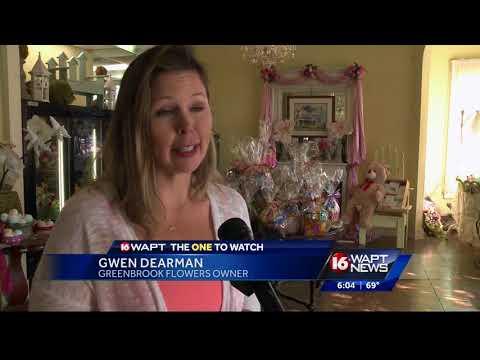 Greenbrook Owner Fed Up After Rash Of Break-ins At Flower Shop