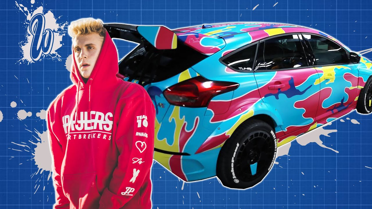 west coast customs jake paul 39 s ford focus rs youtube. Black Bedroom Furniture Sets. Home Design Ideas