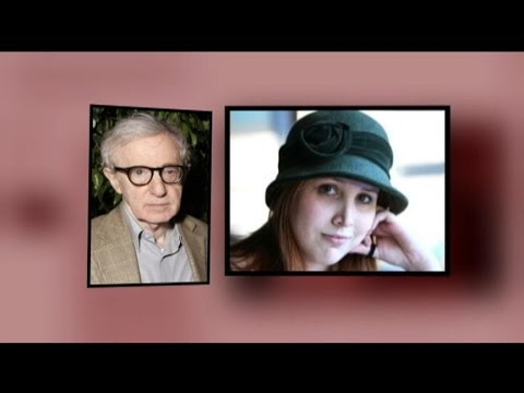 Woody Allen Reacts to Dylan Farrow's Sexual Abuse Allegations