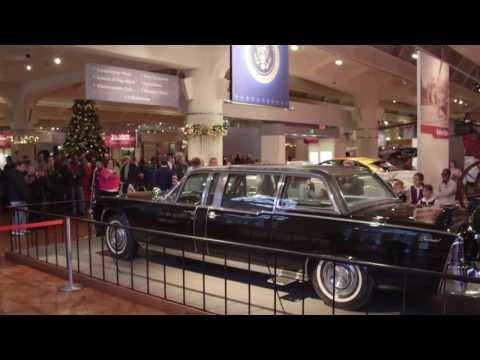 JFK Remembered at Henry Ford Museum