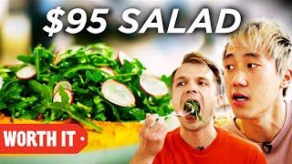 $11 Salad Vs. $95 Salad