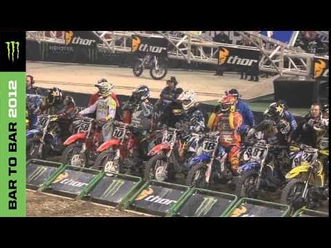 Bar to Bar 2012 - Monster Energy Supercross