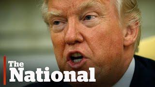 Trump calls Russia probe a 'witch hunt'