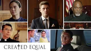 Official trailer for 'Created Equal'