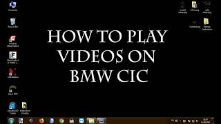 [DVD VIDEO] How to burn and convert videos for play on car head units (MMI-AUDI, CiC-BMW etc))