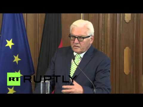 Germany: FM Steinmeier discusses Syria with Saudi FM al-Jubeir in Berlin