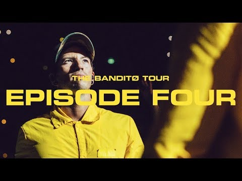 Mike Jones - Twenty One Pilots - Banditø Tour: Episode Four