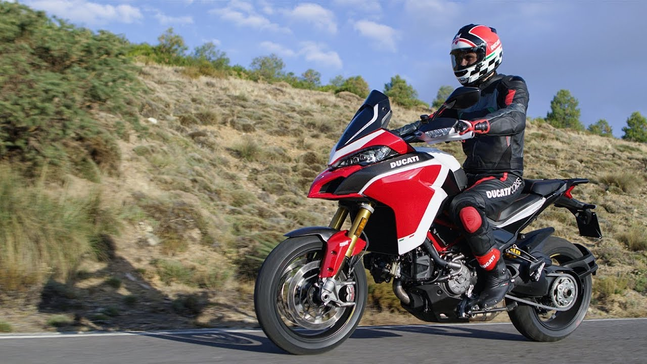 multistrada 1260 pikes peak the king of every mountain. Black Bedroom Furniture Sets. Home Design Ideas