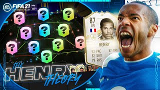 A WHOLE NEW TEAM??? (The Henry Theory #11) (FIFA Ultimate Team)