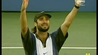Andre Agassi Grand Slam Highlights