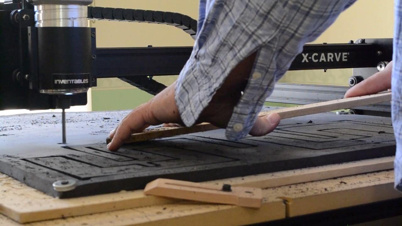 XCARVE // Cutting XLPE Foam