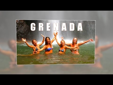 GRENADA Tourism Video.. Your Island of Inspiration in the CARIBBEAN!!
