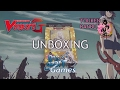 Cardfight!! Vanguard G-TTD01 Touken Ranbu -ONLINE- 2 Trial Deck Unboxing
