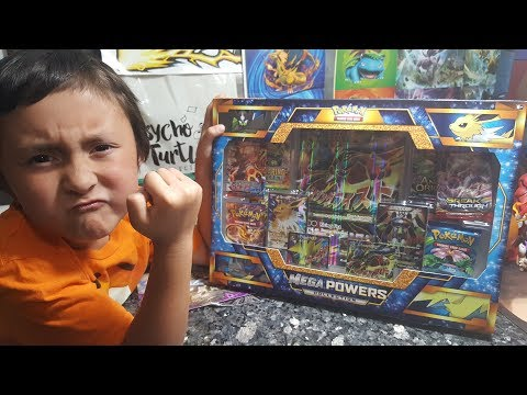 Opening A SUPER ULTRA EPIC MEGA POWERS COLLECTION BOX! BEST POKEMON TCG BOX EVER MADE!Crazy REWINDS!