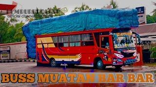 Buss Raja Paket Sulawesi!!Muatannya Bukan Kaleng Kaleng