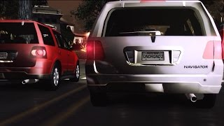 Need For Speed: Underground 2 - Lincoln Navigator - Test Drive Gameplay (HD) [1080p60FPS]