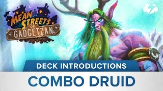 Hearthstone Deck Introductions: Combo Druid