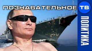 Путин делает курорт на Красном море под охраной ВМФ (Артём Войтенков)
