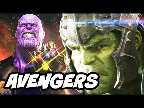 Download Youtube: Avengers Infinity War Hulk Spoiler Explained