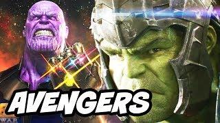 Avengers Infinity War Hulk Spoiler Explained