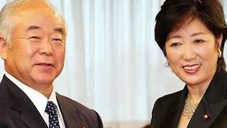 小池百合子从2003年9月进入内阁,担任环境大臣,2004年9月连任该职,是...