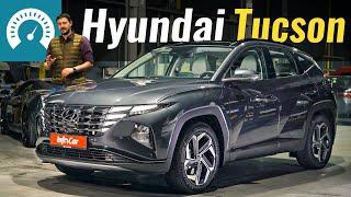 Это НУЖНО видеть! Tucson 2021: не просто очередной Hyundai!