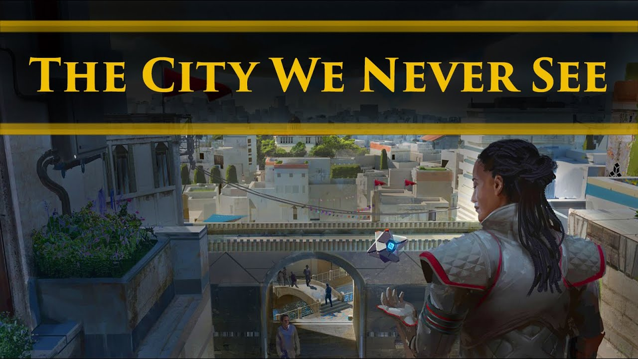 Destiny 2's Last City & the people in it need more purpose. The divide between Guardians & Citizens.