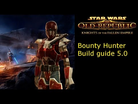 SWTOR 5.0 Bounty hunter Mercenary Guide