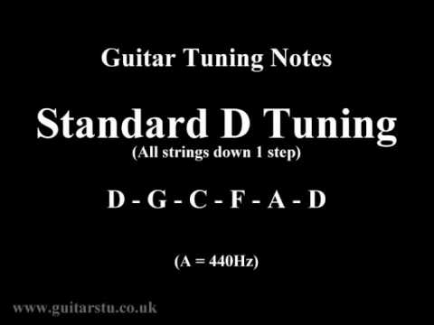 how to tune a bass guitar half step down