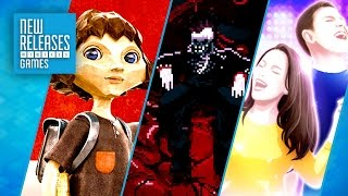 The Tomorrow Children, Mother Russia Bleeds, Just Sing - New Releases