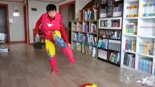 iron man suit up