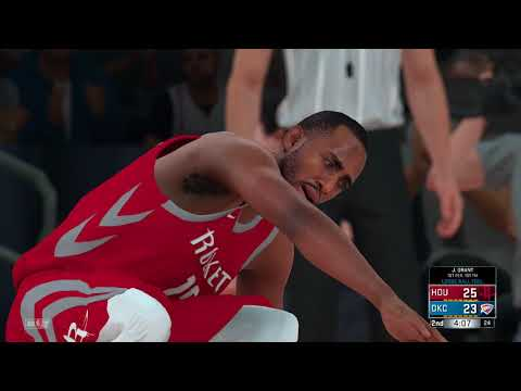 NBA Today Houston Rockets vs Oklahoma City Thunder Full Game NBA Highlights NBA 2K18