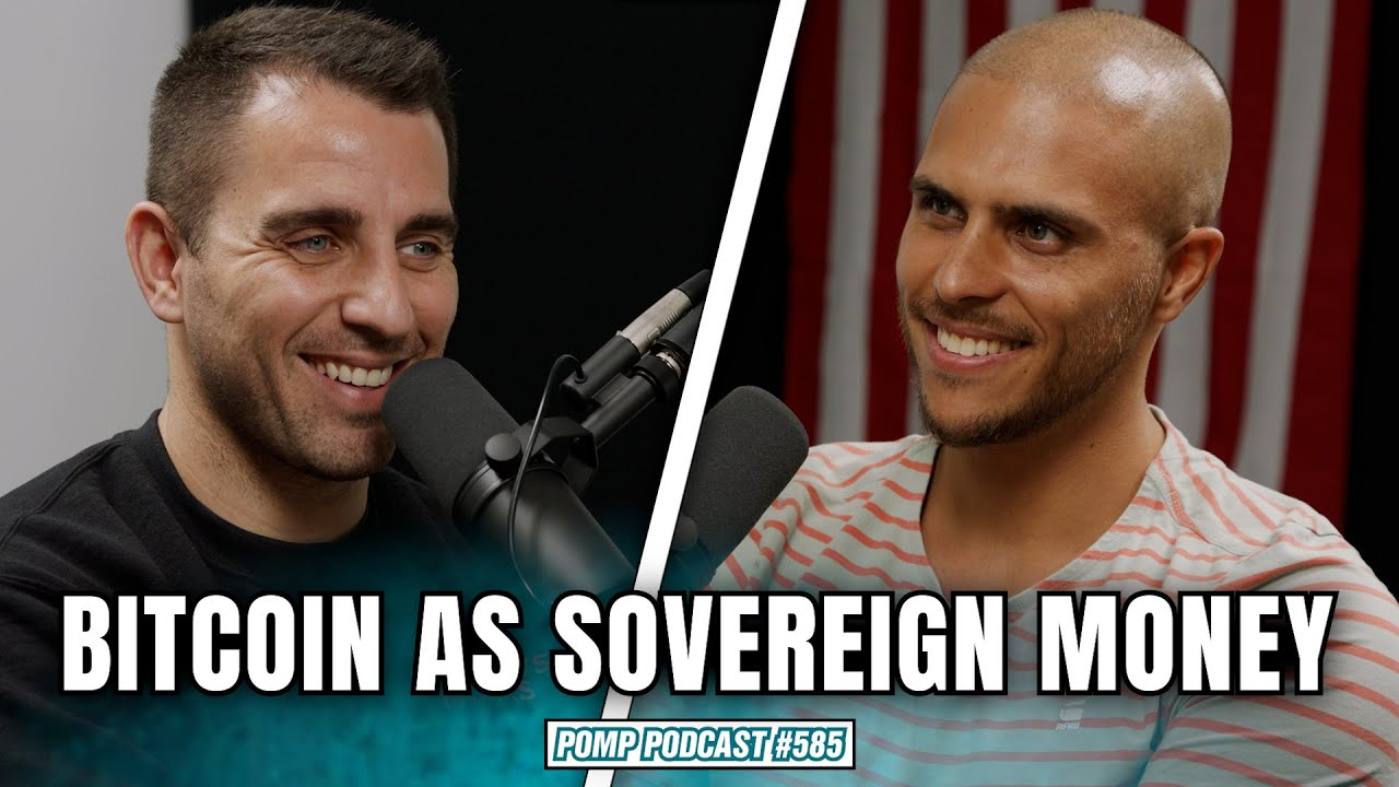 Bitcoin Is Being Adopted By A Country As Sovereign Money | Pomp Podcast #585