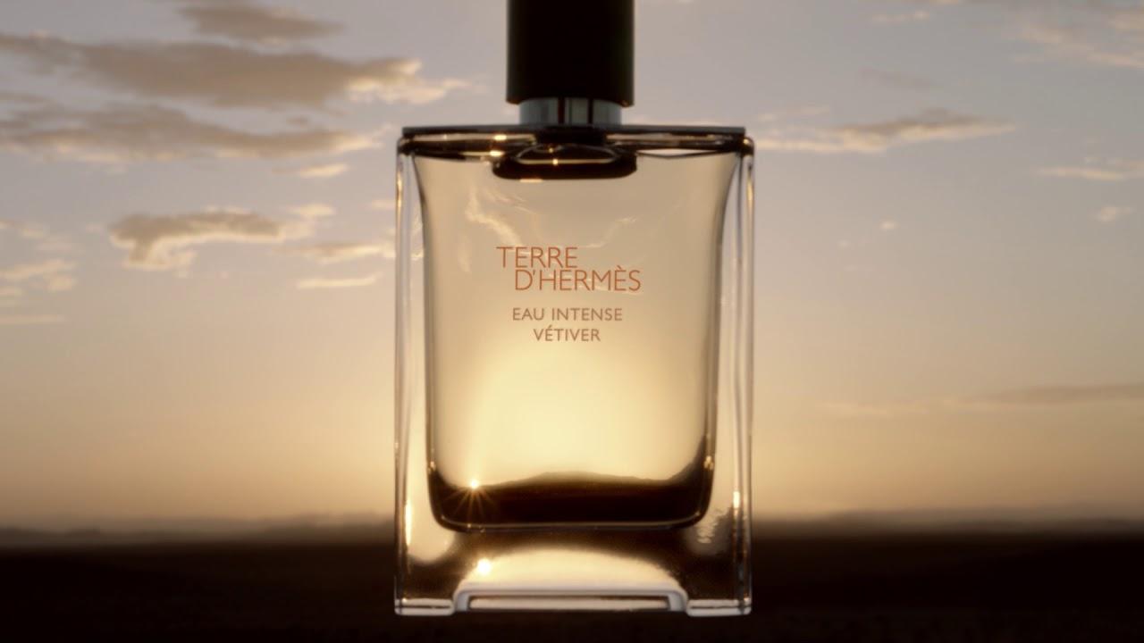 HERMÈS - Terre d Hermès Eau Intense Vétiver. Marionnaud France 52c154f3584