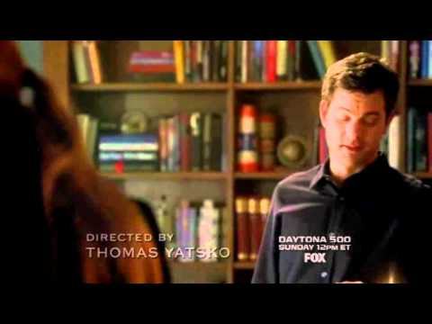 Fringe Episode 3.14 Scene - What's The Occasion Walter?
