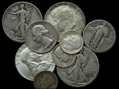"""""""Price Confiscation"""" 90% silver vanishes (USD/Federal Reserve Notes)"""