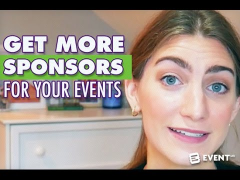 Get More Sponsors For Your Events
