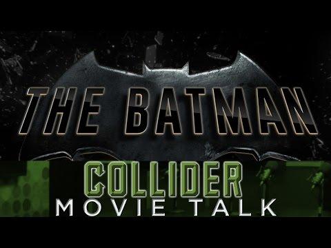 Ben Affleck Reveals Title of Solo Batman Movie as 'The Batman' - Collider Movie Talk