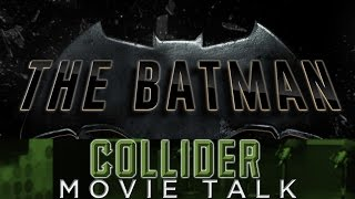 Ben Affleck Reveals Title of Solo Batman Movie as 'The Batman' - Collider Movie Talk