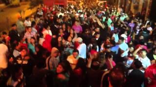 Jhaco y su Grupo Luna Nueva en el aniversario del AAHH 6 de Mayo en Tahuantinsuyo