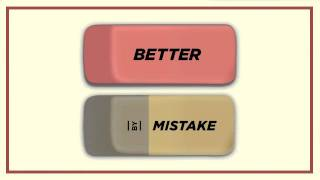 BETTER BY MISTAKE: The Unexpected Benefits of Being Wrong by Alina Tugend