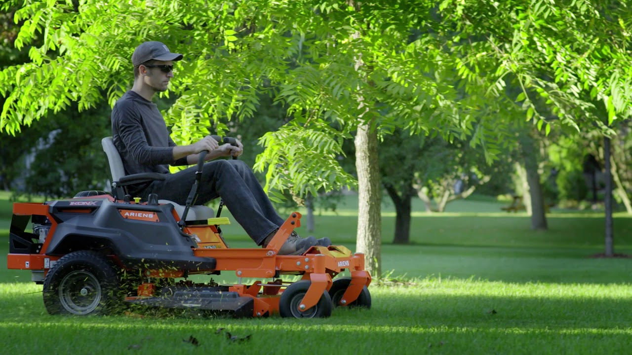 Ariens Ikon X-52 Kawasaki Review: RESIDENTIAL w/ Commercial